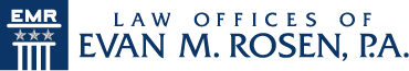 Logo of The Law Offices of Evan M. Rosen, P.A.